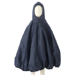 Babies Waterproof Rain Cape $40 in Red & Navy.