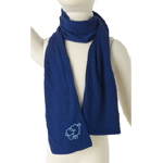 Merino Kids Scarf $35 in Pink & Blue.