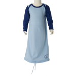Merino Babies Nightdress $57 - 65 in Pink & Blue.